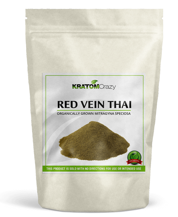 Red Vein Thai Kratom Crazy