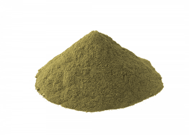 Super Green Malaysian Powder