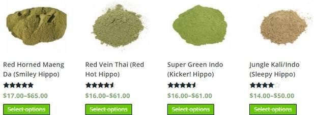 Narrowing Down Online Kratom Providers
