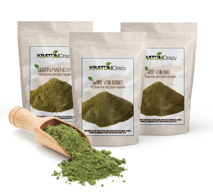 kratom strain sample pack for sale