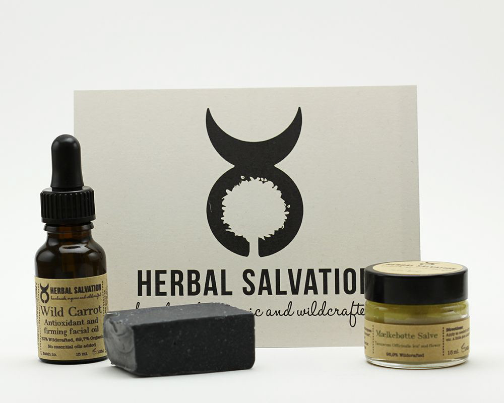 Herbal Salvation: A Longtime Vendor with a Good Reputation